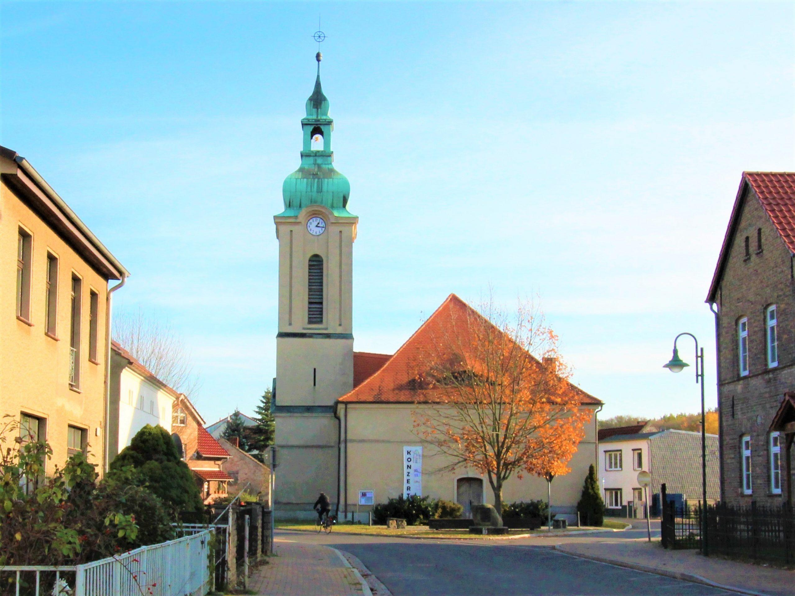 Dorfanger Neu Zittau