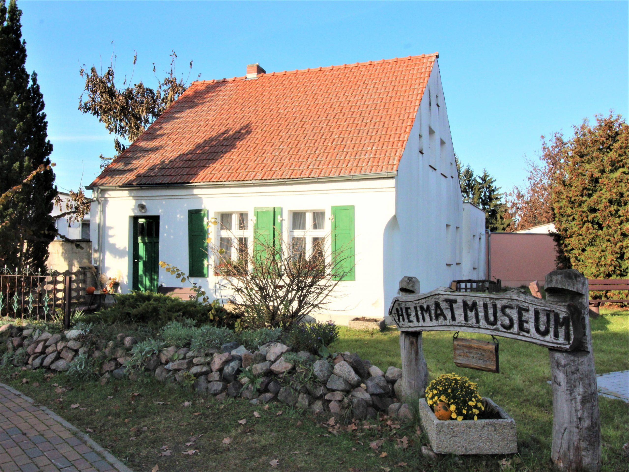 Heimatmuseum im Ort Neu Zittau