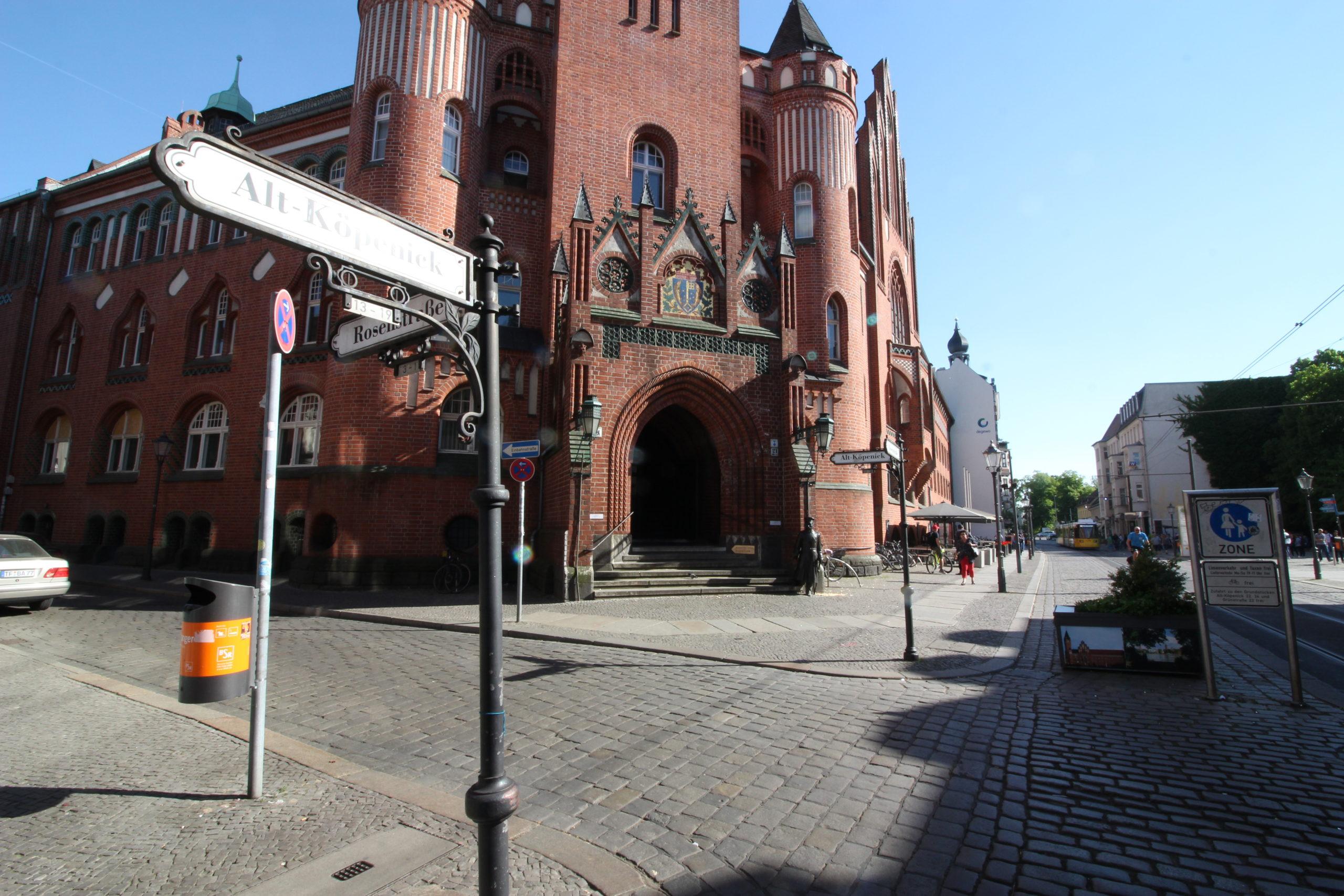 Rathaus Köpenick Bürgeramt
