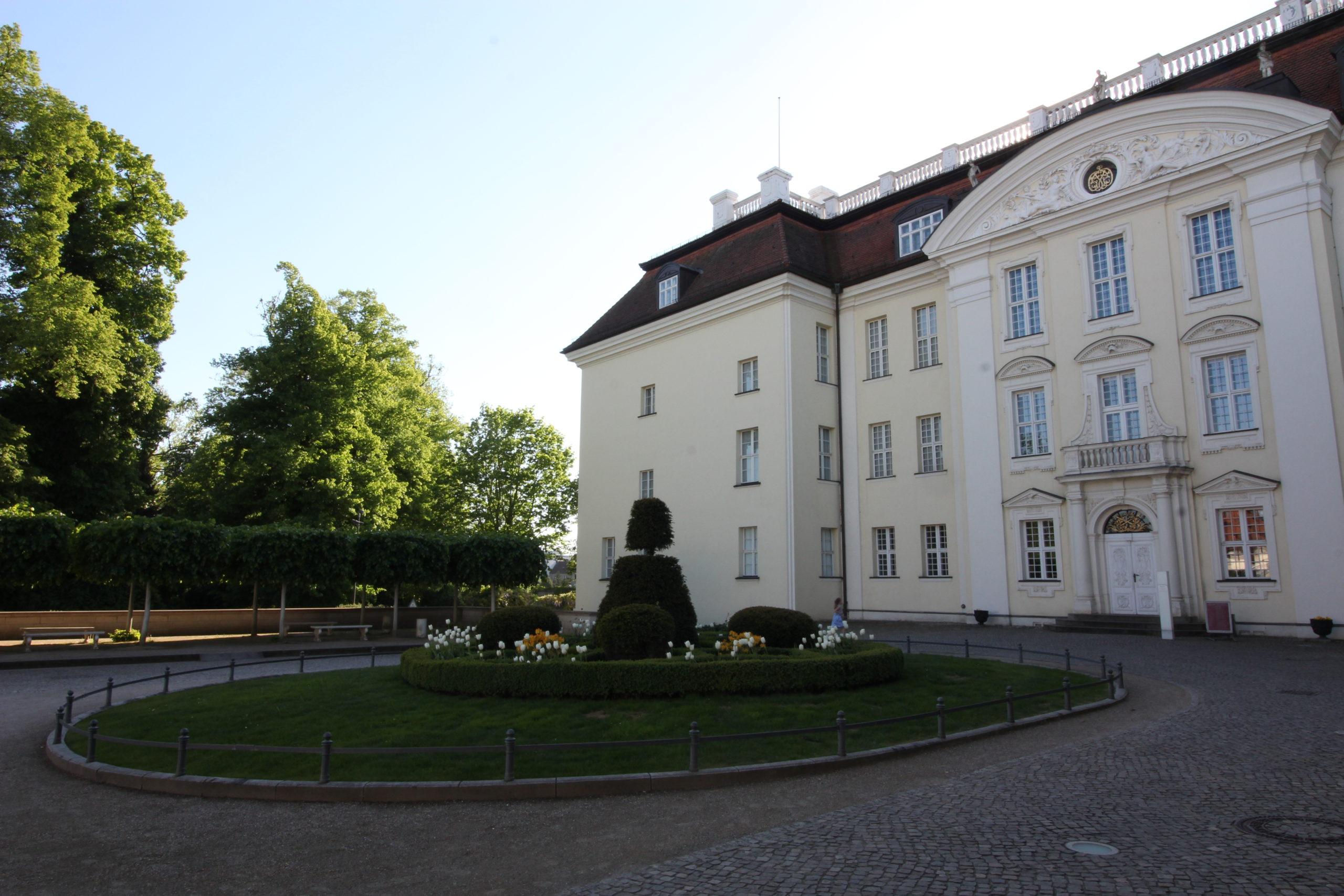 Innenhof Schloß Köpenick