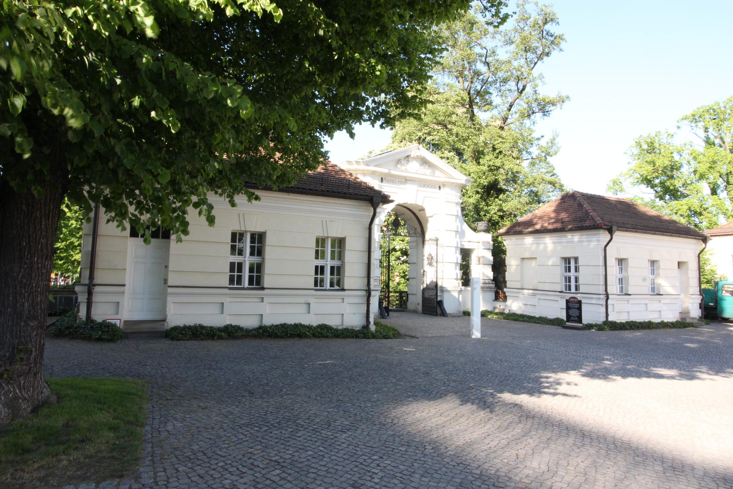 Innenhof Köpenicker Schloß