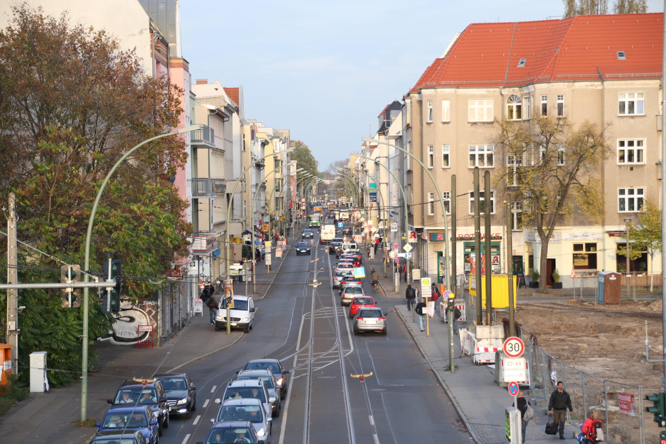 Wohnen nahe Dörpfeldstraße