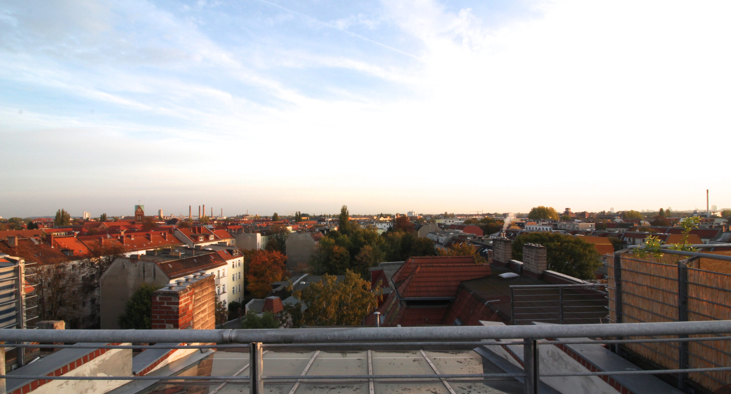 Dachterrasse Oberschöneweide