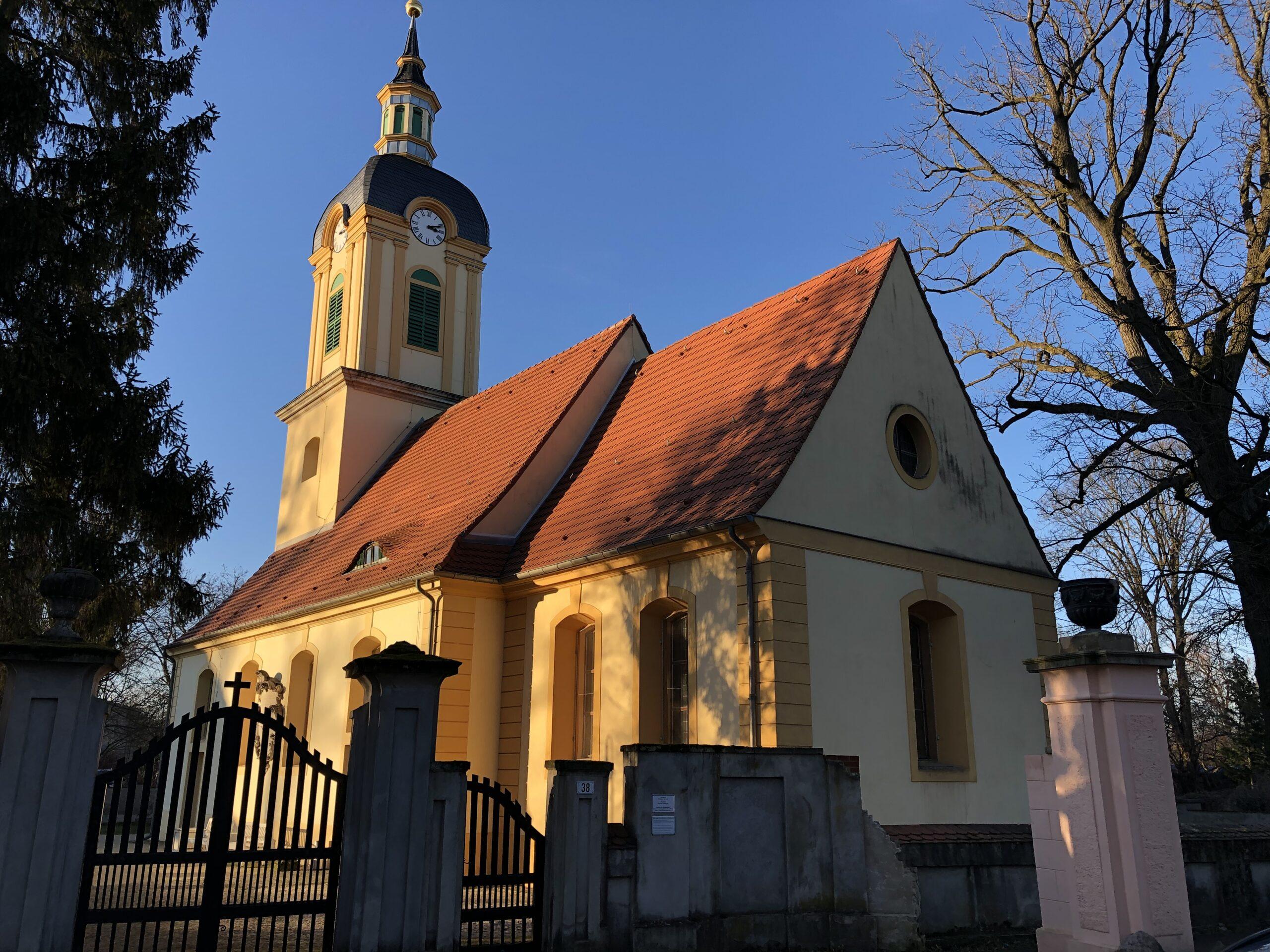 Ehemahlige Schloßkirche Schöneiche