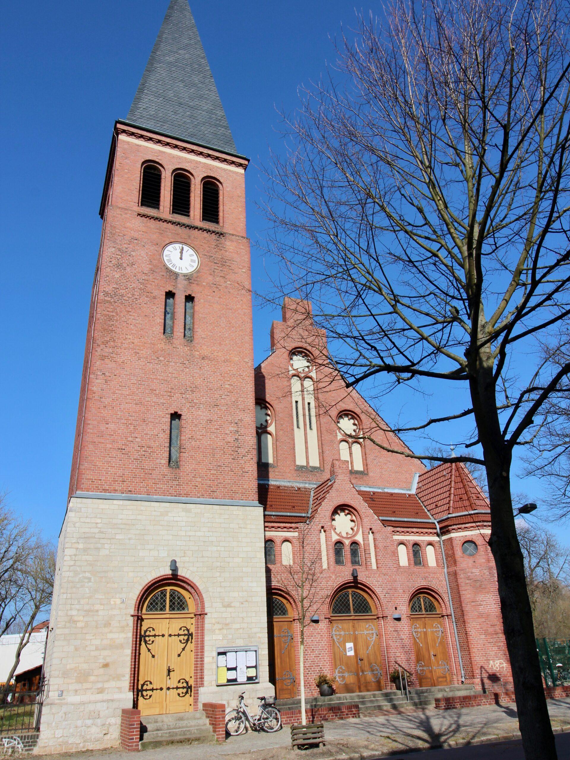 Evangelische Kirche in Altglienicke