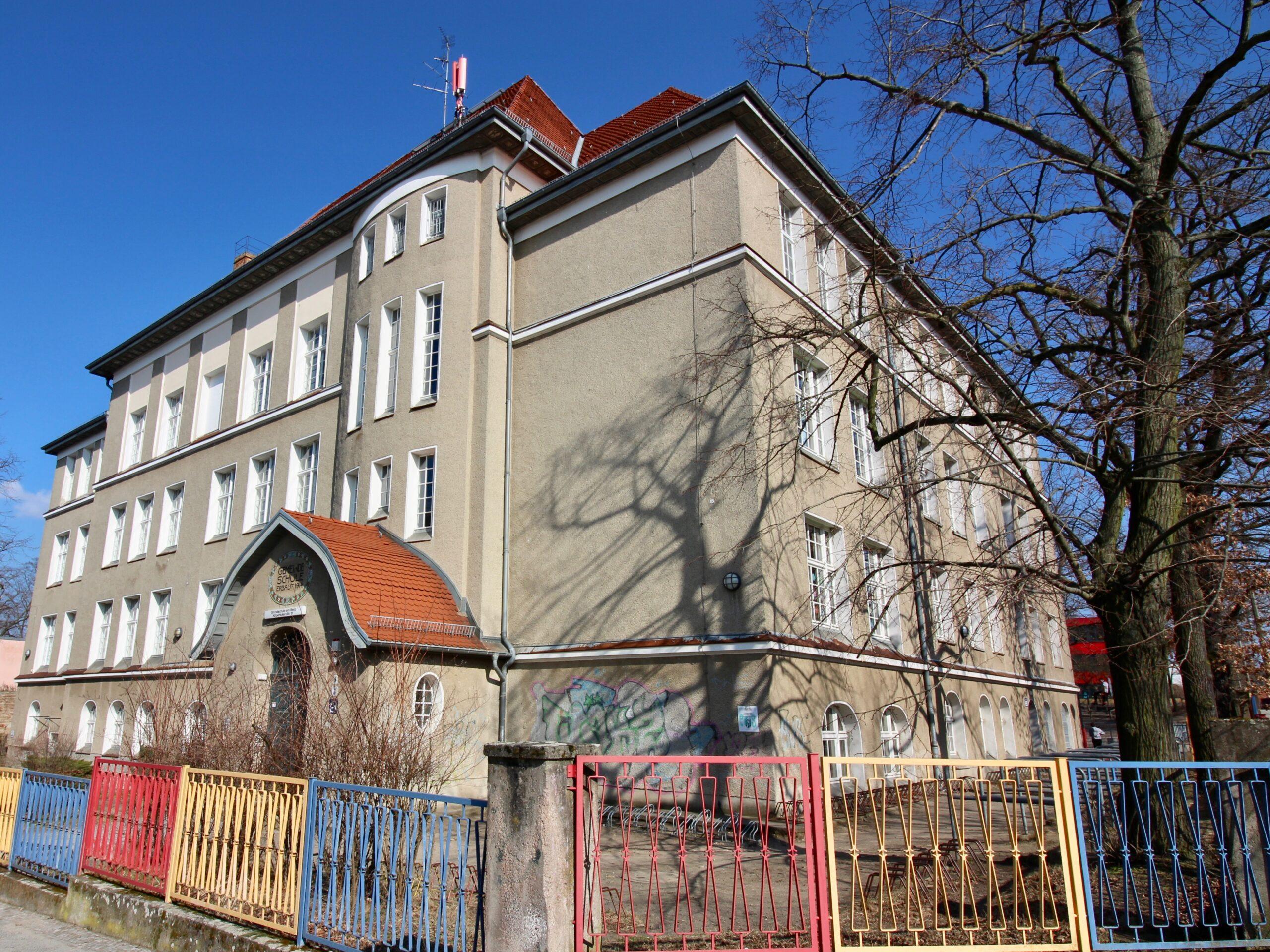 Grundschule am Berg in Altglienicke