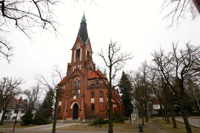 Evangelische Kirche Eichwalde