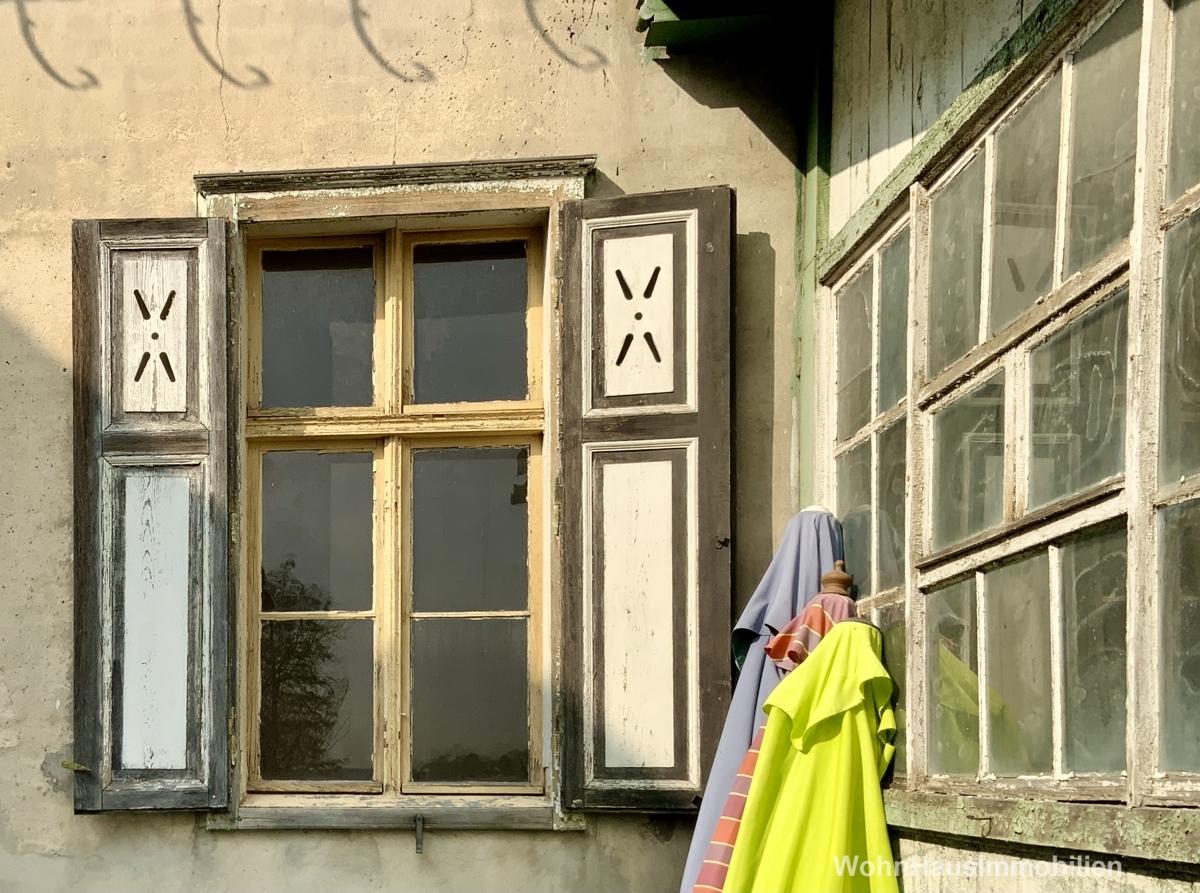 Altes Haus wachküssen